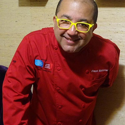 NY Daily News Interviews Chef Frank Maldonado
